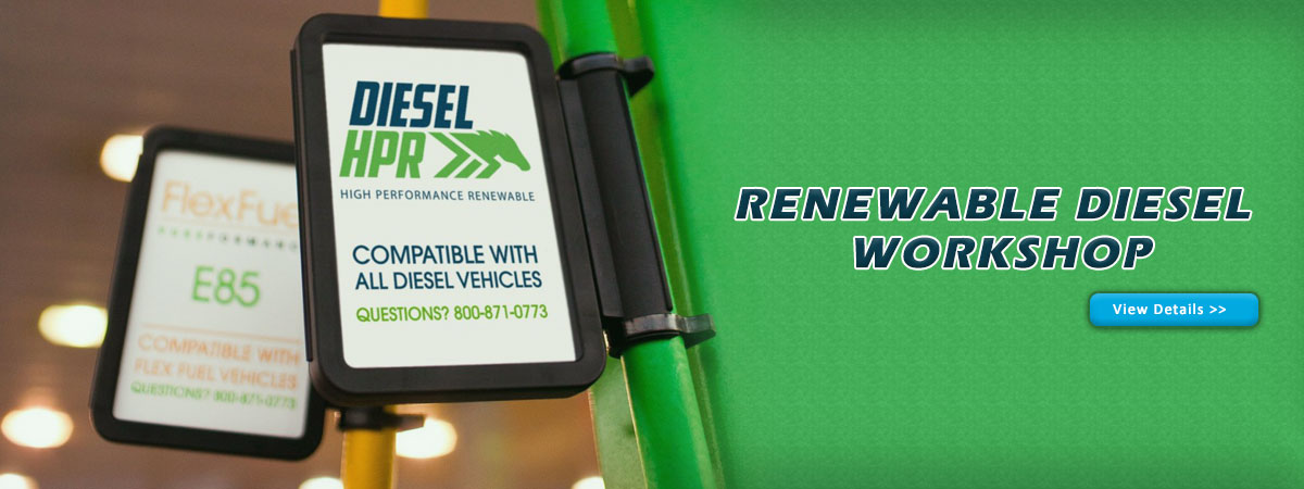 Renewable Diesel Workshop