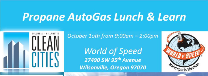 Propane Autogas Lunch Learn Workshop