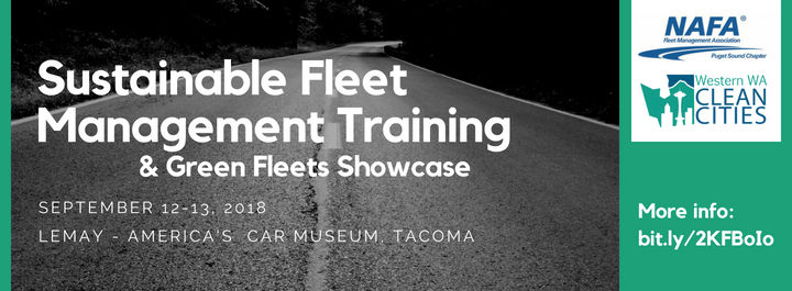 Sustainable Fleet Management Training