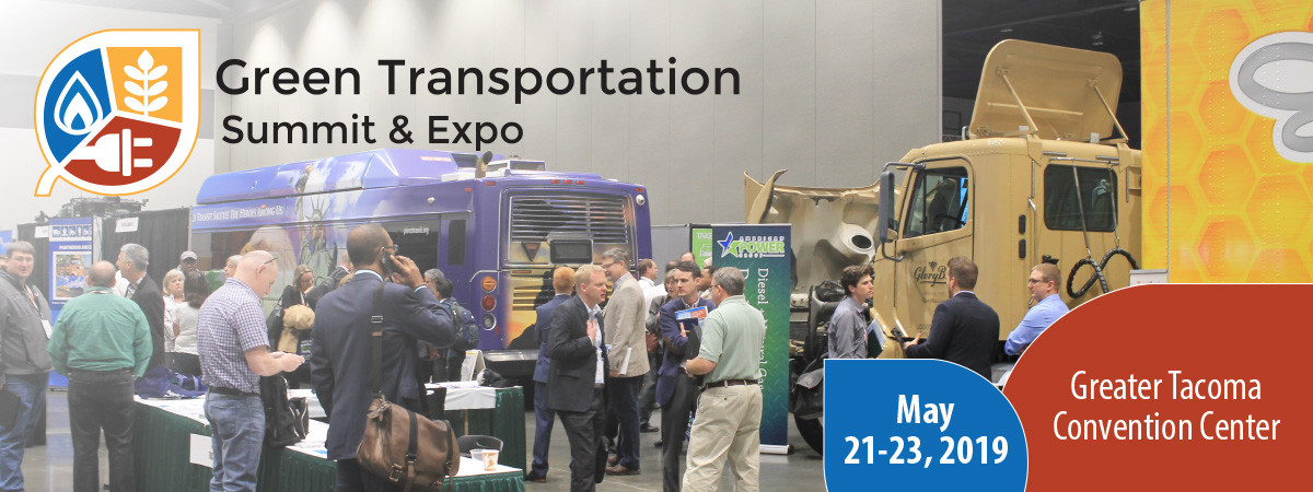 Green Transportation Summit & Expo - Tacoma 2019